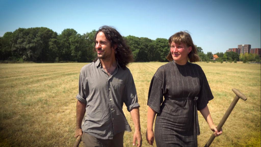 Ricardo Cano Mateo en Anne van Leeuwen