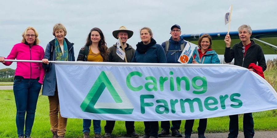 caring farmers climate miles